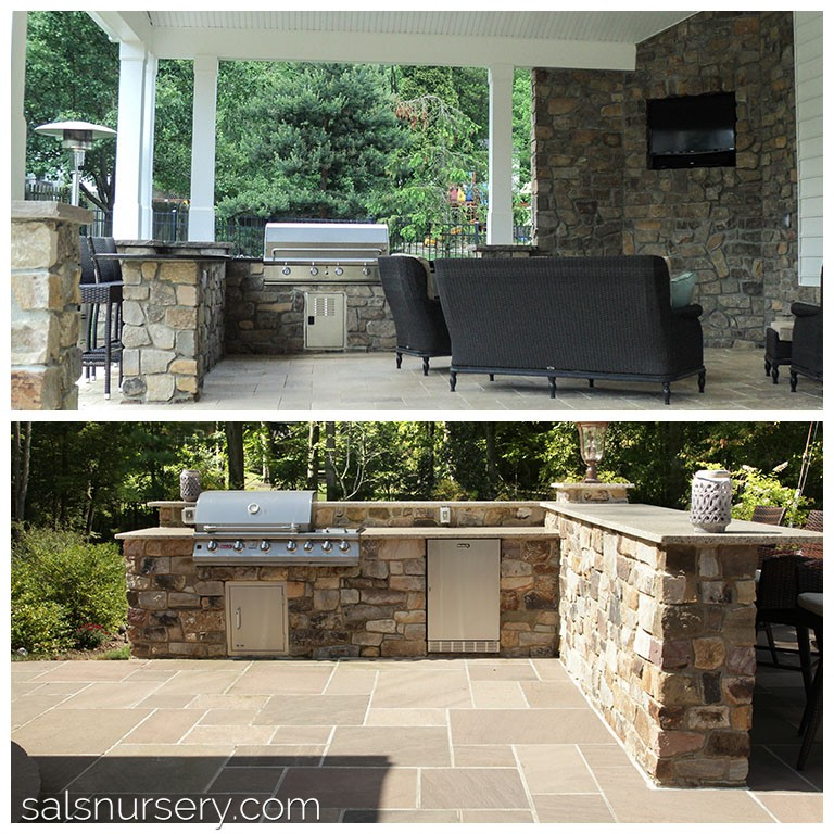 Masonry Into Your Outdoor Designs